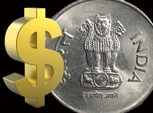 Indian-Rupee-dollar