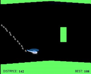 The Helicopter Flash Game