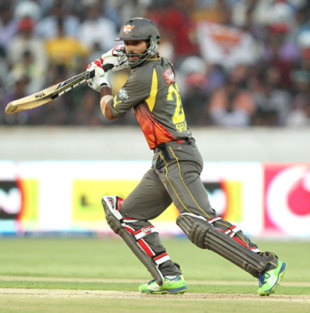 Shikhar Dhawan Captain Sunrisers